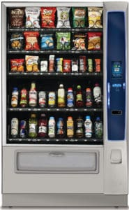 2 X Snack and Combination Vending Machines