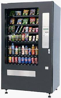 Snack and Coffee Vending Machines