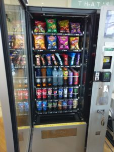 Established Vending Machine for Sale